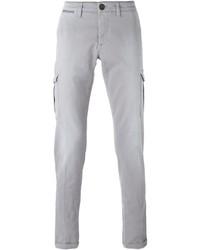 Pantalón cargo gris de Eleventy