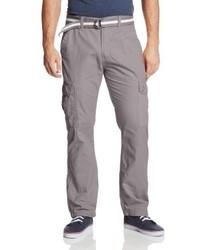 Pantalón cargo gris de Southpole