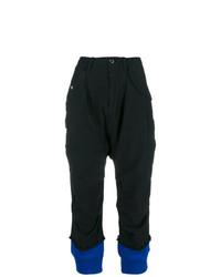 Pantalón Cargo Negro de R13