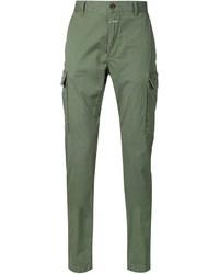 Pantalón cargo verde oliva de Closed