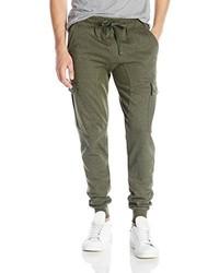 Pantalón cargo verde oliva de Company 81