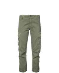 Pantalón cargo verde oliva de RE/DONE
