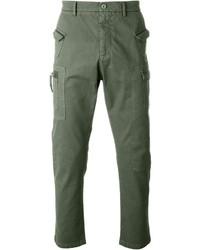 Pantalón cargo verde de No.21