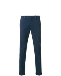 Pantalón chino azul marino de Dondup
