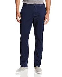 Pantalón chino azul de Hurley