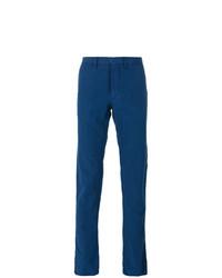 Pantalón chino azul de Incotex