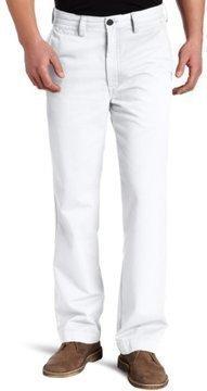 Pantalón chino blanco de Haggar