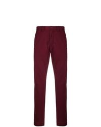Pantalón chino burdeos de Polo Ralph Lauren