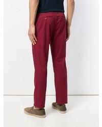 Pantalón chino burdeos de Etro