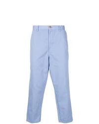 Pantalón chino celeste de Comme Des Garcons SHIRT