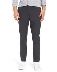 Pantalón chino de lana negro