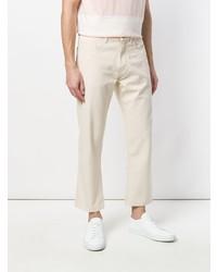 Pantalón chino en beige de YMC
