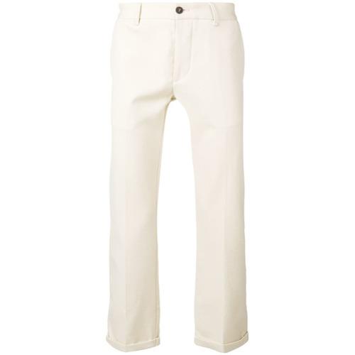 Pantalón chino en beige de Fortela
