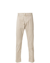 Pantalón chino en beige de Jacob Cohen
