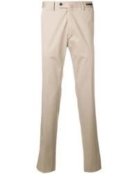 Pantalón chino en beige de Pt01