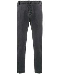 Pantalón chino en gris oscuro de Entre Amis