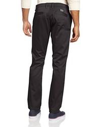 Pantalón chino en gris oscuro de Matix