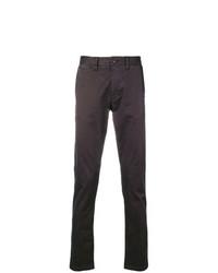 Pantalón chino en gris oscuro de Sun 68