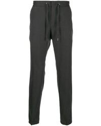 Pantalón chino en gris oscuro de Z Zegna
