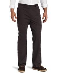 Pantalón chino en marrón oscuro de Calvin Klein