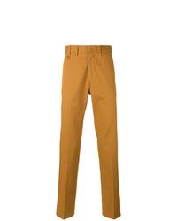 Pantalón chino en tabaco de Stella McCartney