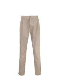 Pantalón chino gris de Aspesi