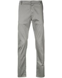 Pantalón chino gris de Dondup