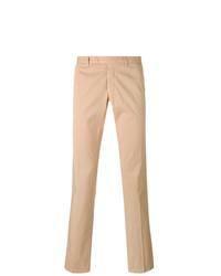 Pantalón chino marrón claro de Armani Jeans