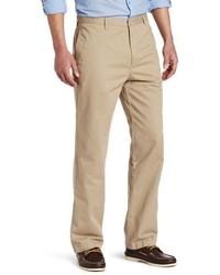 Pantalón Chino Marrón Claro de Calvin Klein