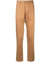 Pantalón chino marrón claro de Cerruti 1881