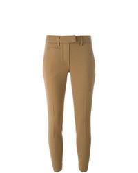 Pantalón chino marrón claro de Dondup