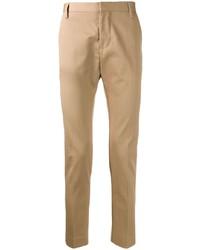 Pantalón chino marrón claro de Entre Amis