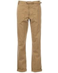 Pantalón chino marrón claro de Golden Goose Deluxe Brand