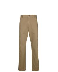 Pantalón chino marrón claro de Gucci