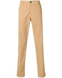 Pantalón chino marrón claro de Kenzo