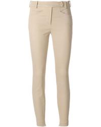 Pantalón chino marrón claro de Loro Piana