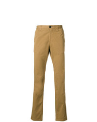 Pantalón chino marrón claro de Ps By Paul Smith