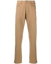 Pantalón chino marrón claro de PS Paul Smith