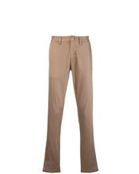 Pantalón chino marrón claro de Sun 68