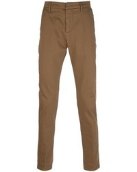 Pantalon chino marron original 465120