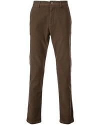 Pantalón chino marrón de Eleventy