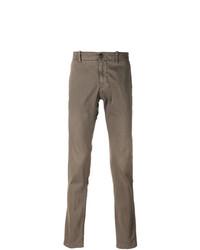 Pantalón chino marrón de Stone Island