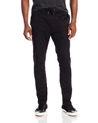 Pantalón chino negro de Barney Cools