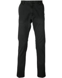 Pantalón Chino Negro de Diesel