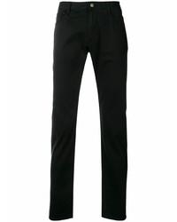 Pantalón chino negro de Emporio Armani