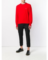 Pantalón chino negro de Vivienne Westwood
