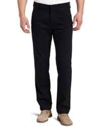 Pantalón chino negro de Haggar
