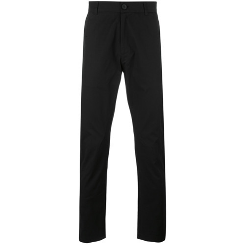 Pantalón chino negro de Isabel Benenato