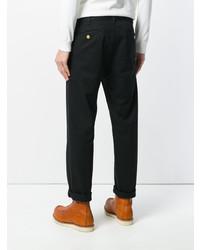 Pantalón chino negro de Neighborhood