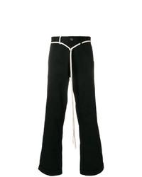 Pantalón chino negro de Societe Anonyme